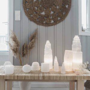 Lamper og telysholdere