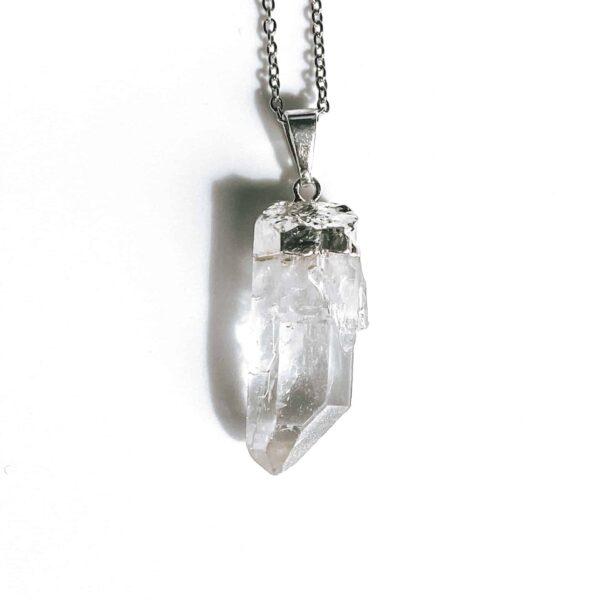 krystallsmykke