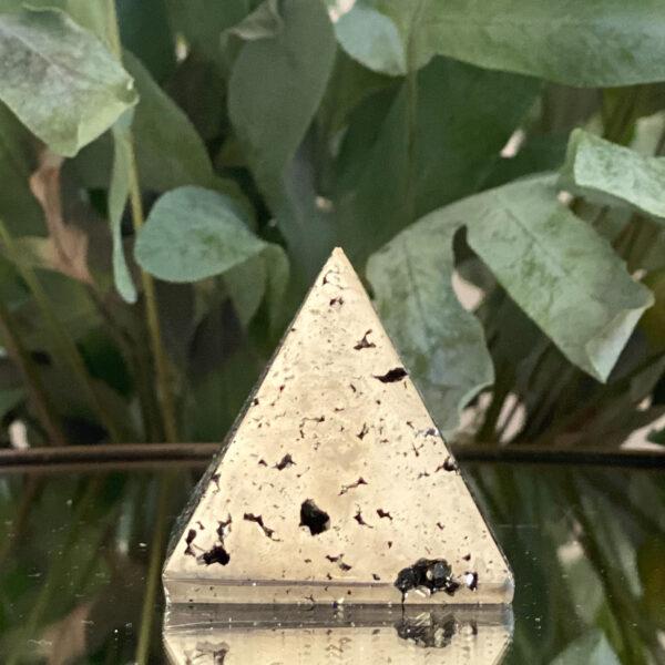 Pyritt pyramide